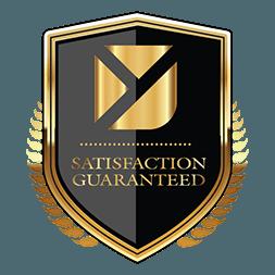 DY Concrete Pumps guarantees your satisfaction