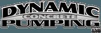 Dynamic Concrete Pumping logo