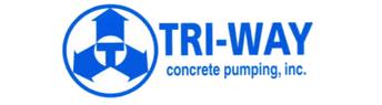 Tri-Way Concrete Pumping, Inc. logo