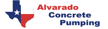 Alvarado Concrete Pumping logo