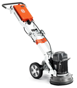 Husqvarna PG 280 single disc floor grinder available from DY Concrete Pumps
