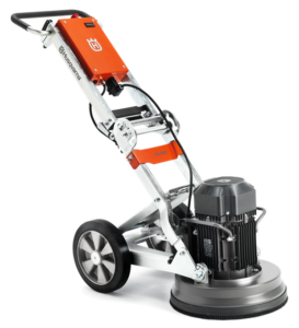 Husqvarna PG 400 single disc floor grinder available from DY Concrete Pumps