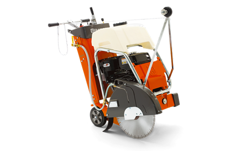 Husqvarna FS 413 floor saw available from DY Concrete Pumps