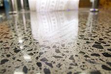 floor completed using the HiPERFLOOR method