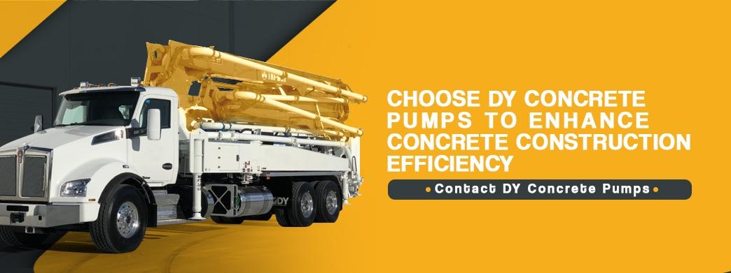 DY Concrete Pump