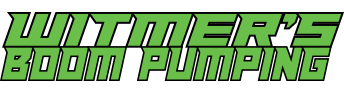 Witmer's Boom Pumping logo